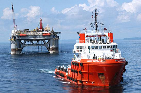 Anchor Handling Tug Support Vessels (AHTS)