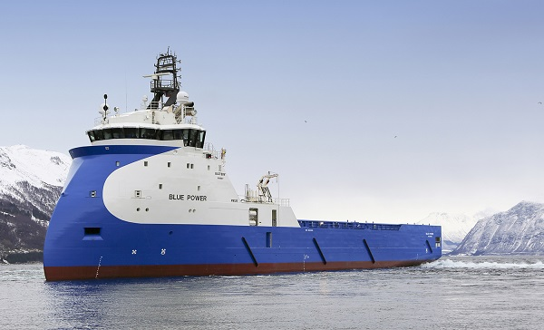 Platform Supply Vessel (PSV)