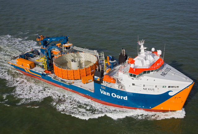 Cable Laying Vessel (cable layerР'В orР'В cable ship)